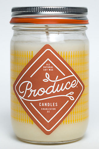 Produce Candles - Honey - Autumn / Winter Special