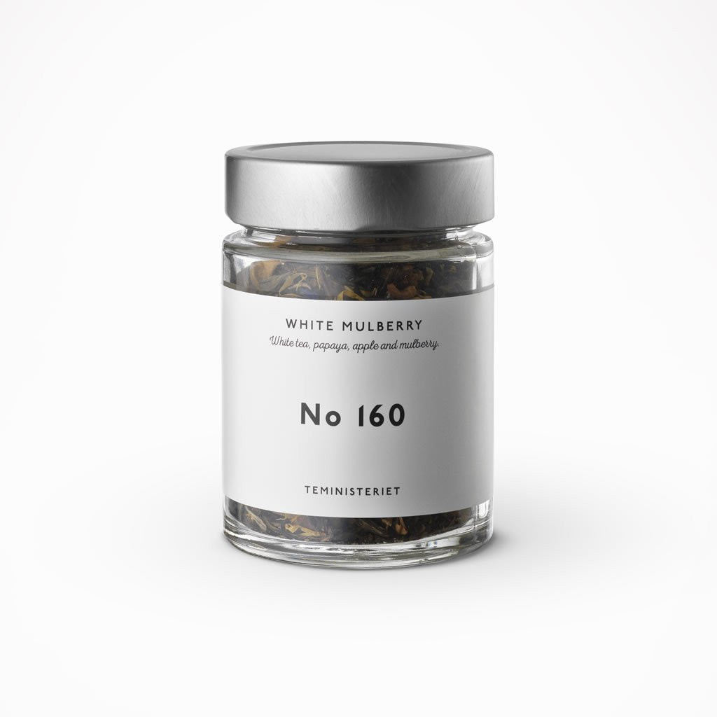 Tea Ministry White Mulberry No. 160