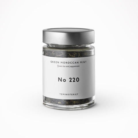 Tea Ministry Green Moroccan Mint No. 220