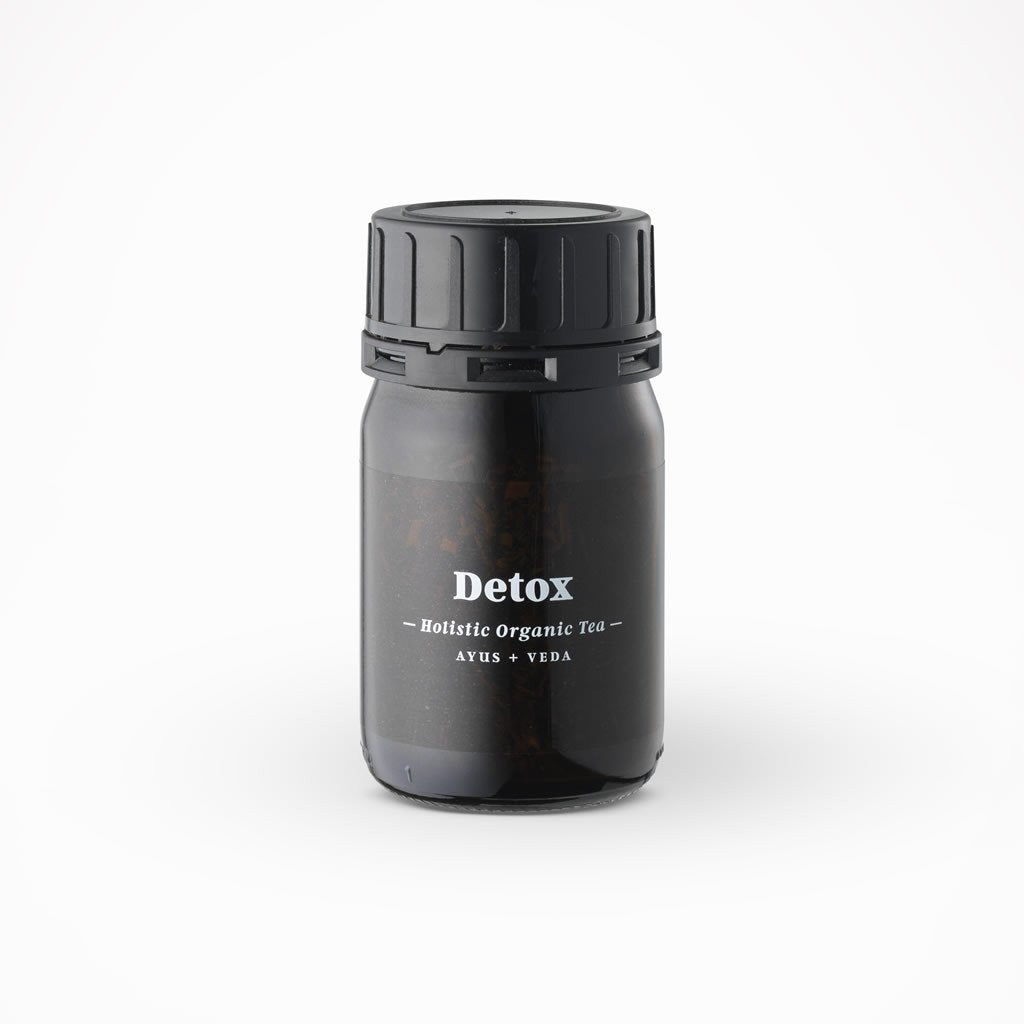 Ayurveda Holistic Care loose Tea Jar - Detox