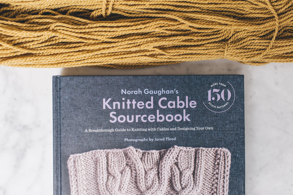 favorite stitches: The Knitted Cable Sourcebook