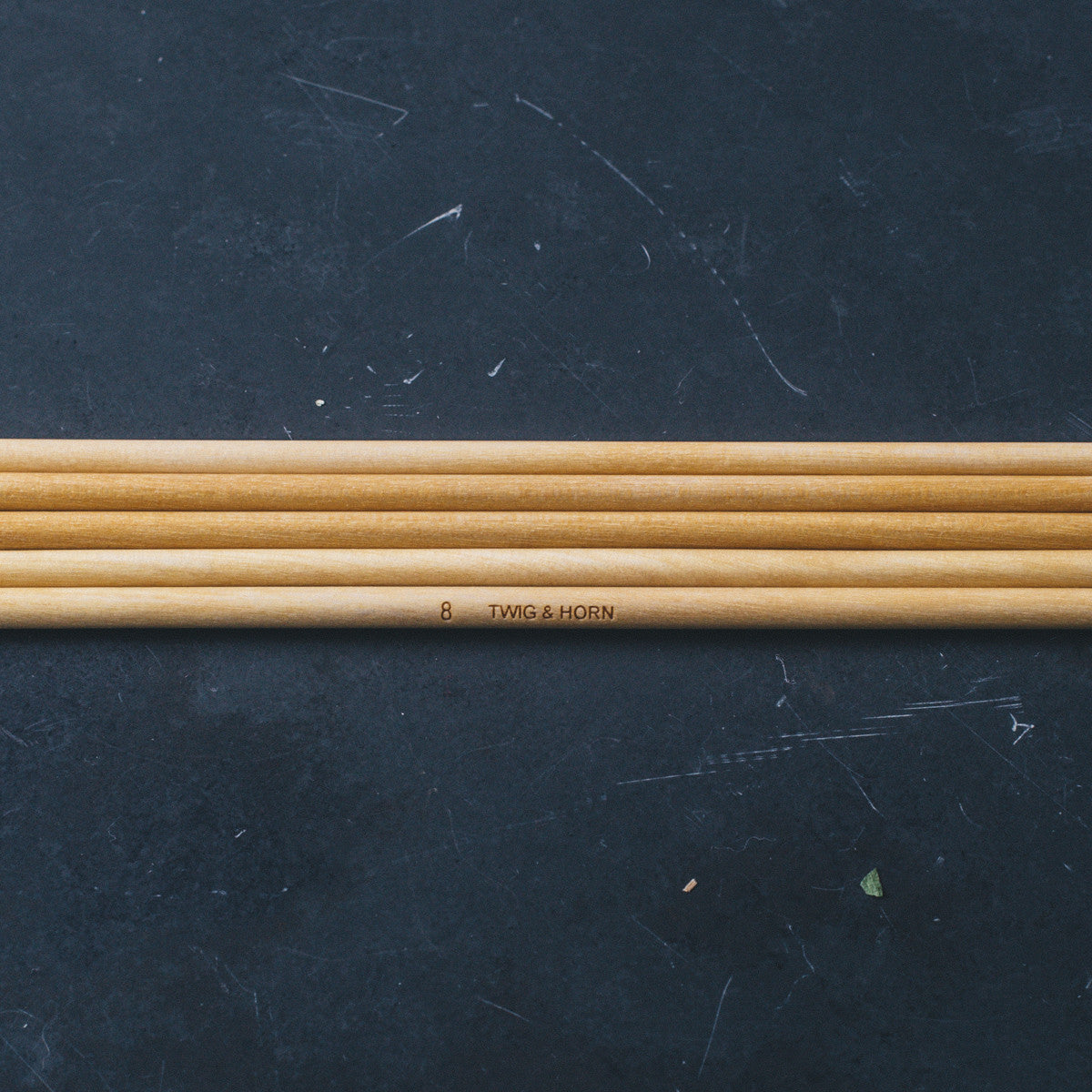 Birch Double Pointed Knitting Needles