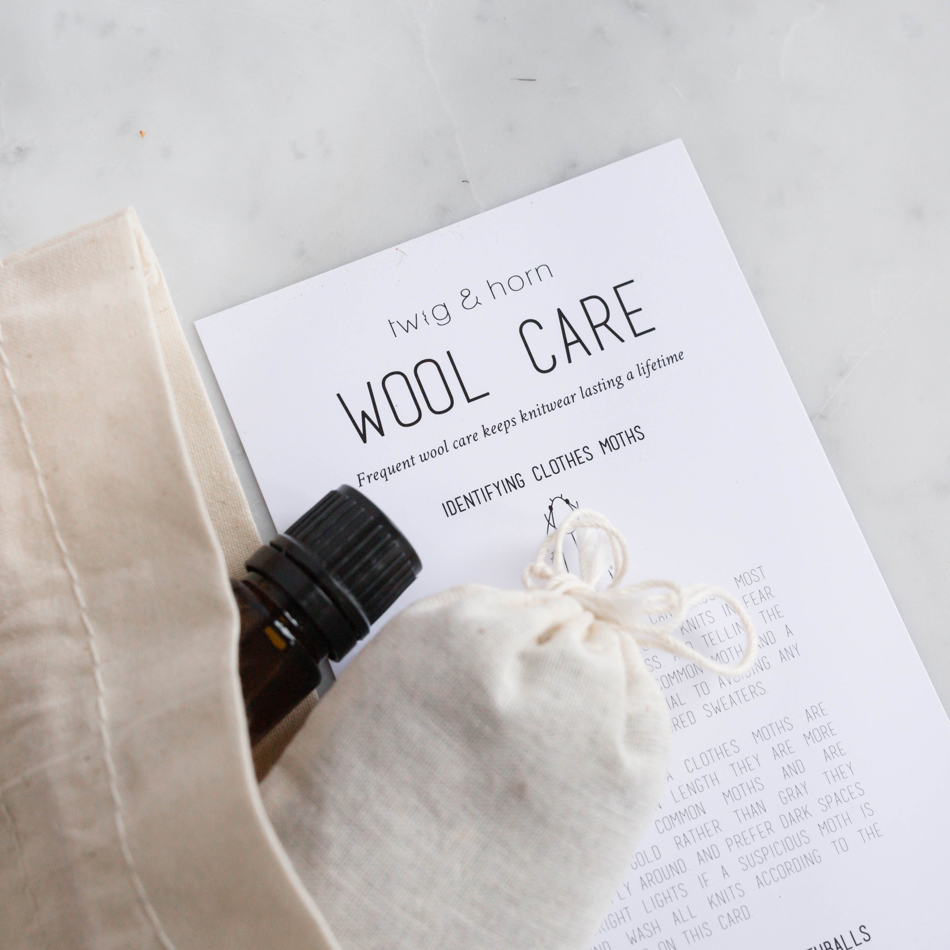 Wool Care Kit