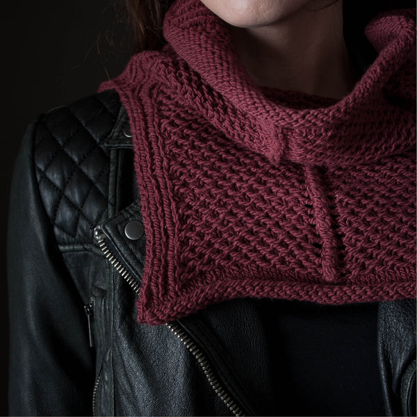 Stone Wool Camille Cowl