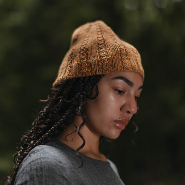 Stone Wool Perry Hat