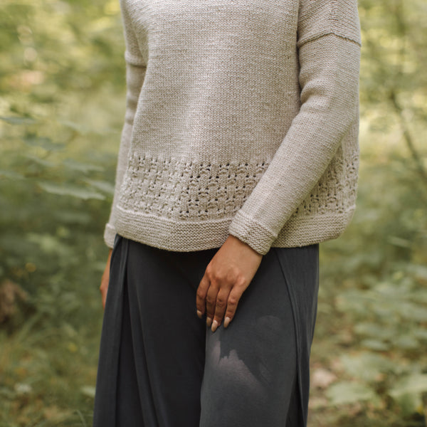 Stone Wool Winifred Pullover
