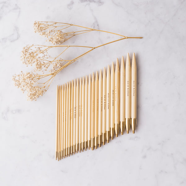 KA Interchangeable Knitting Needle Set