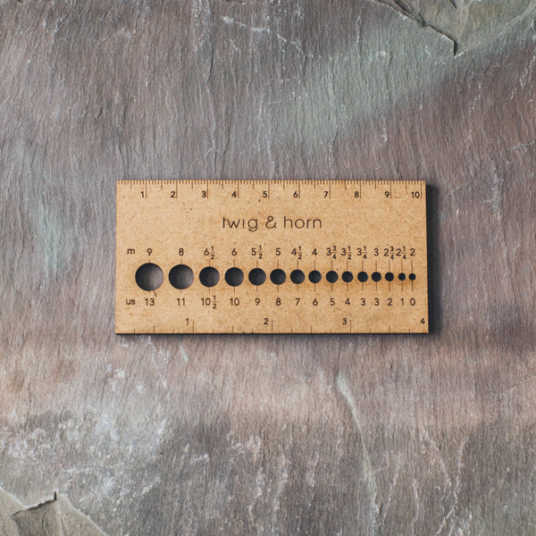 Small Gauge Ruler