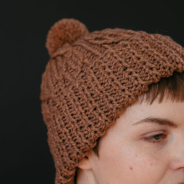 Stone Wool Routa Hat