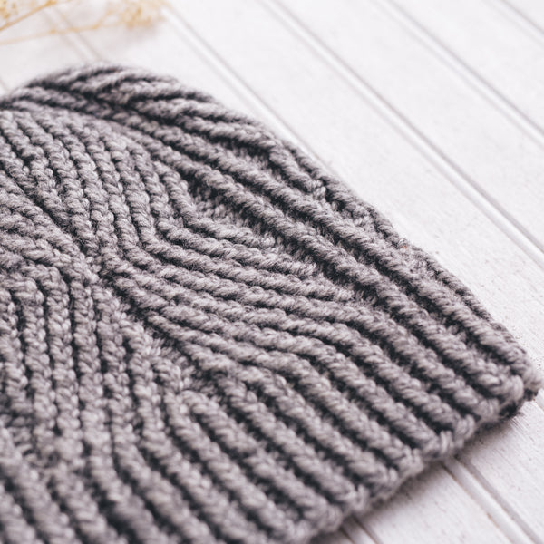 Stone Wool Willoughby Hat