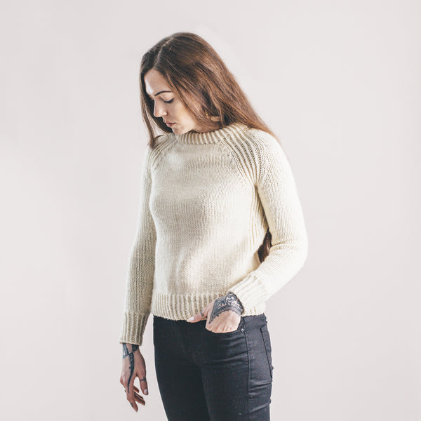 Stone Wool Rin Pullover