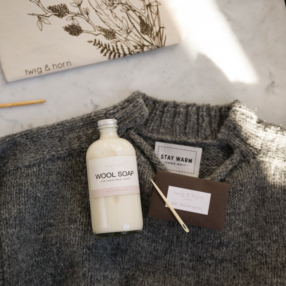 Sweater Finishing Bundle