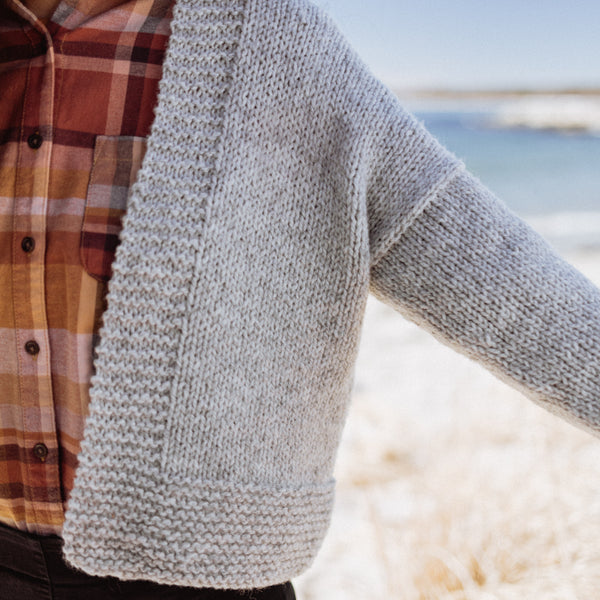 Stone Wool Verglas Cardigan