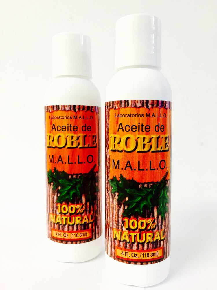Roble Mallo  Oil