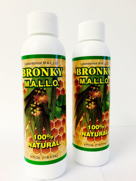 Bronky Mallo  ( dryness cough syrup)