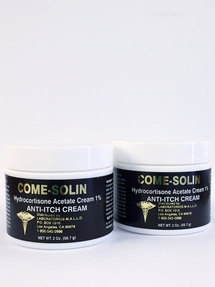 Come-solin (anti-itch cream)