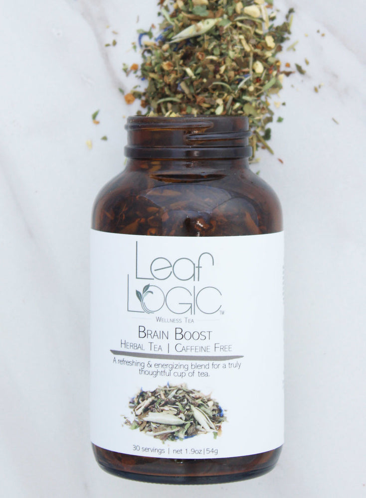 Brain Boost Tea by Leaf Logic