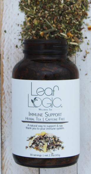 Immune Support Tea by Leaf Logic