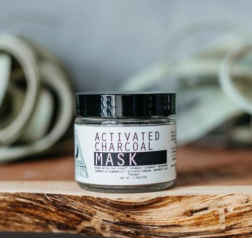 ACTIVATED CHARCOAL MASK for Acne
