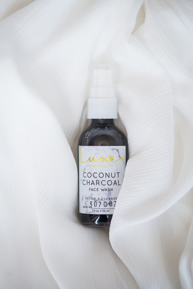 Coconut Charcoal Face Wash