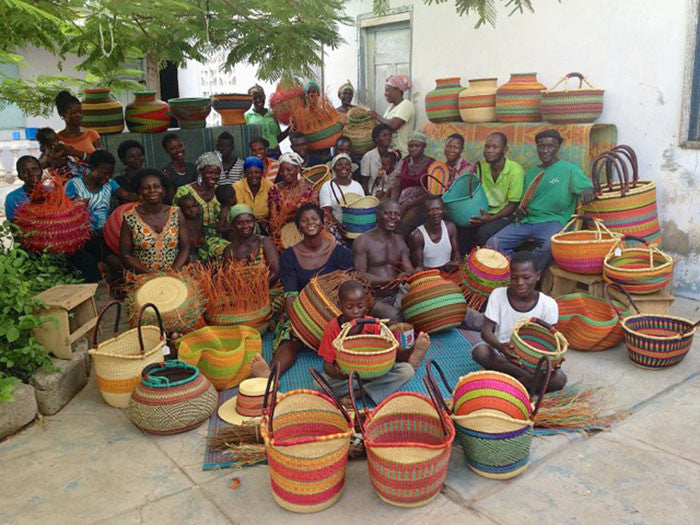 Baba Tree African Baskets - World View