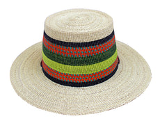 Woven African Hats