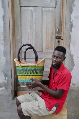 Nyariga Basket (Medium) by Atiah