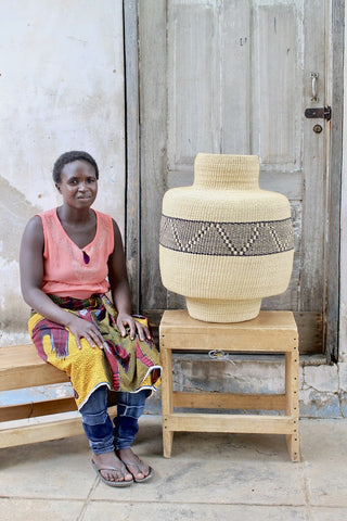 Specialty Basket (Toh-baiyee) Exclusive to the Baba Tree by Asakalugre