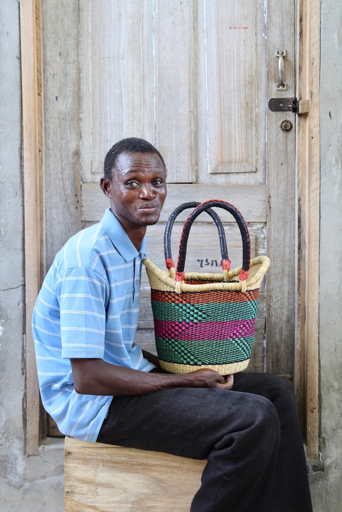 Nyariga Basket (Very Small) by Anakinaba