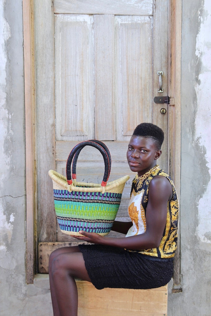 Nyariga Basket (Small) by Talata Adongo