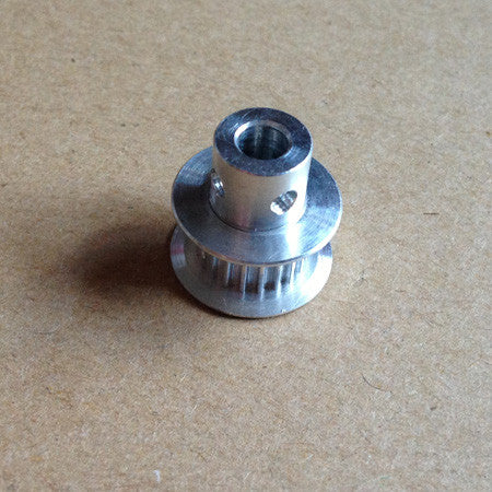 20 tooth 5mm bore GT2 Pulley