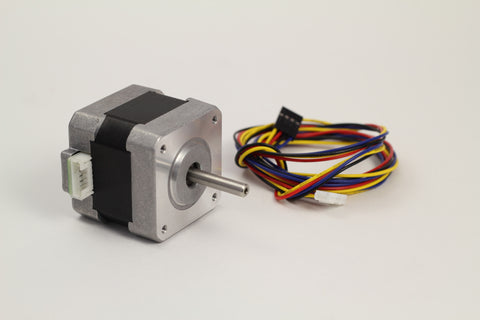 NEMA 17 Stepper Motor - 2.4kg for 12v Systems