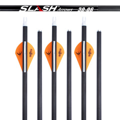 30-06 SIX ARROW SHAFTS