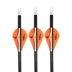 3 SLASH® MAGNUM 300 HUNTING ARROWS, 2 are INsetBlade®