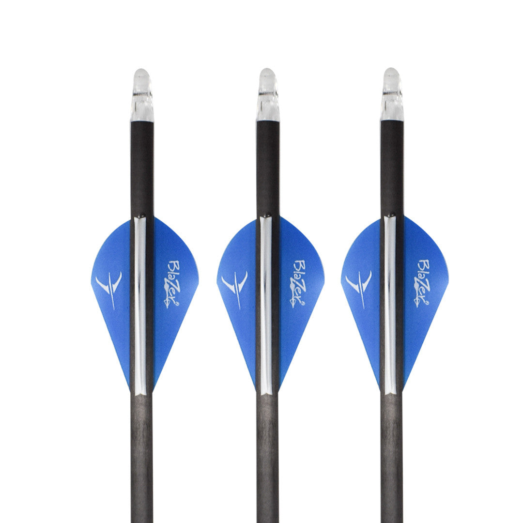 3 SLASH® EXPRESS 300 HUNTING ARROWS, 2 are INsetBlade® arrows