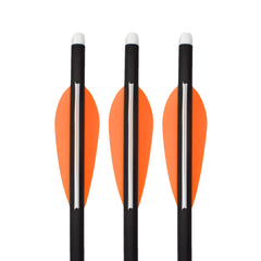 SALE! 3 SLASH® CARBON CROSS BOLTS, 2 are INsetBlade® arrows.