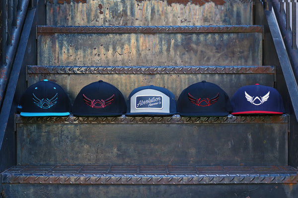 New Snapbacks Arrived At Absolution Apparel Co.