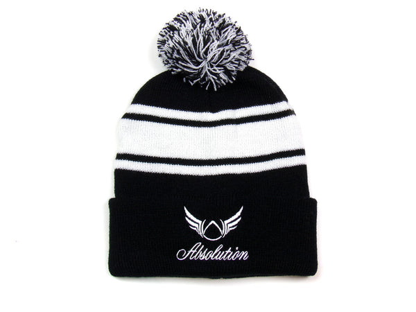 Black Beanie Absolution apparel
