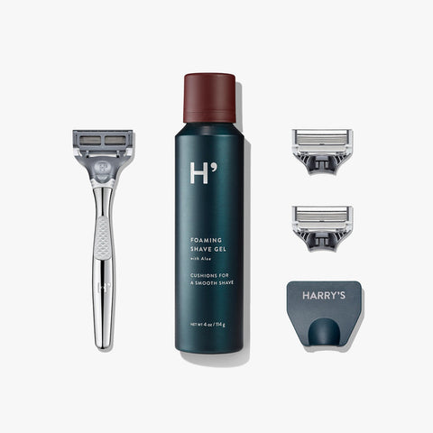 Gifts for guys shaving
