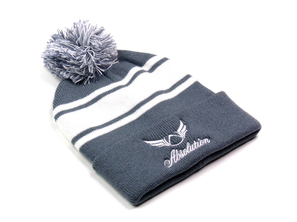 Grey Beanie Absolution Apparel