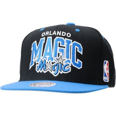 Orlando Magic Fitted Hat