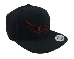 Black Snapback Absolution Apparel