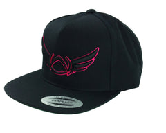 Urban Wear Black Pink Snapback Absolution Apparel