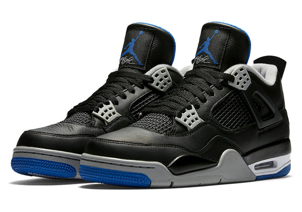 Nike Air Jordan 4 Black Royal