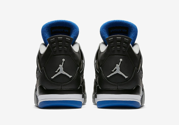Nike Air Jordan 4 Black Royal -2