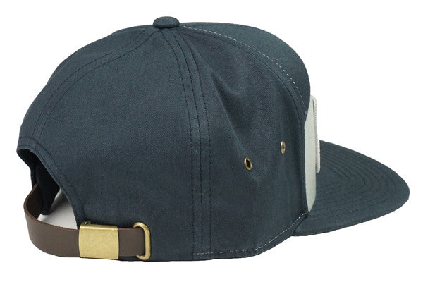 Shades of blue strapback Absolution Apparel Co. 3