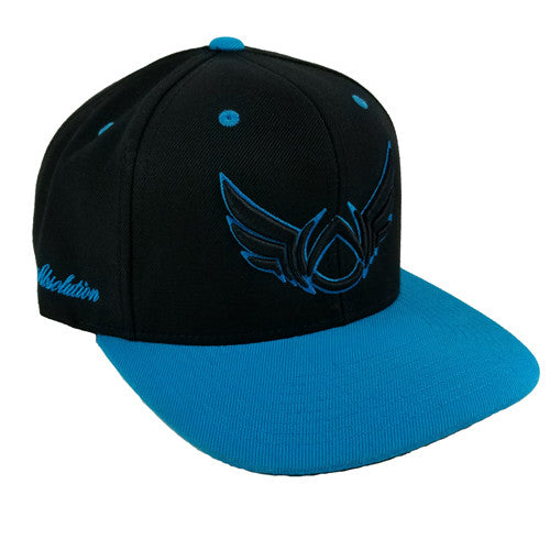 Carolina Blue Snapback - Absolution Apparel - 1