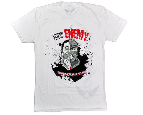 Frenemies T-shirt - Absolution Apparel - 1