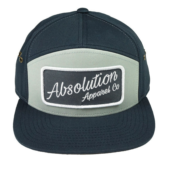 Shades of blue Strapback - Absolution Apparel - 2