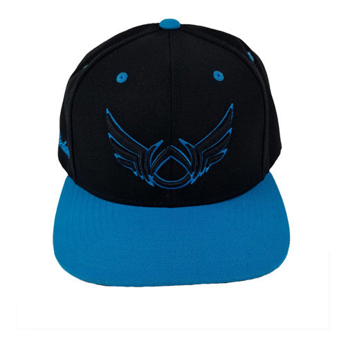 Carolina Blue Snapback - Absolution Apparel - 2